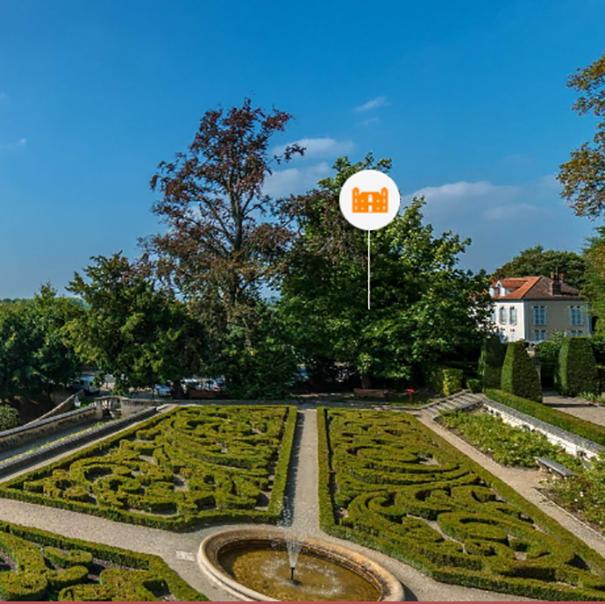 Panorama 360 Visite Virtuelle Réalité Virtuelle Drone